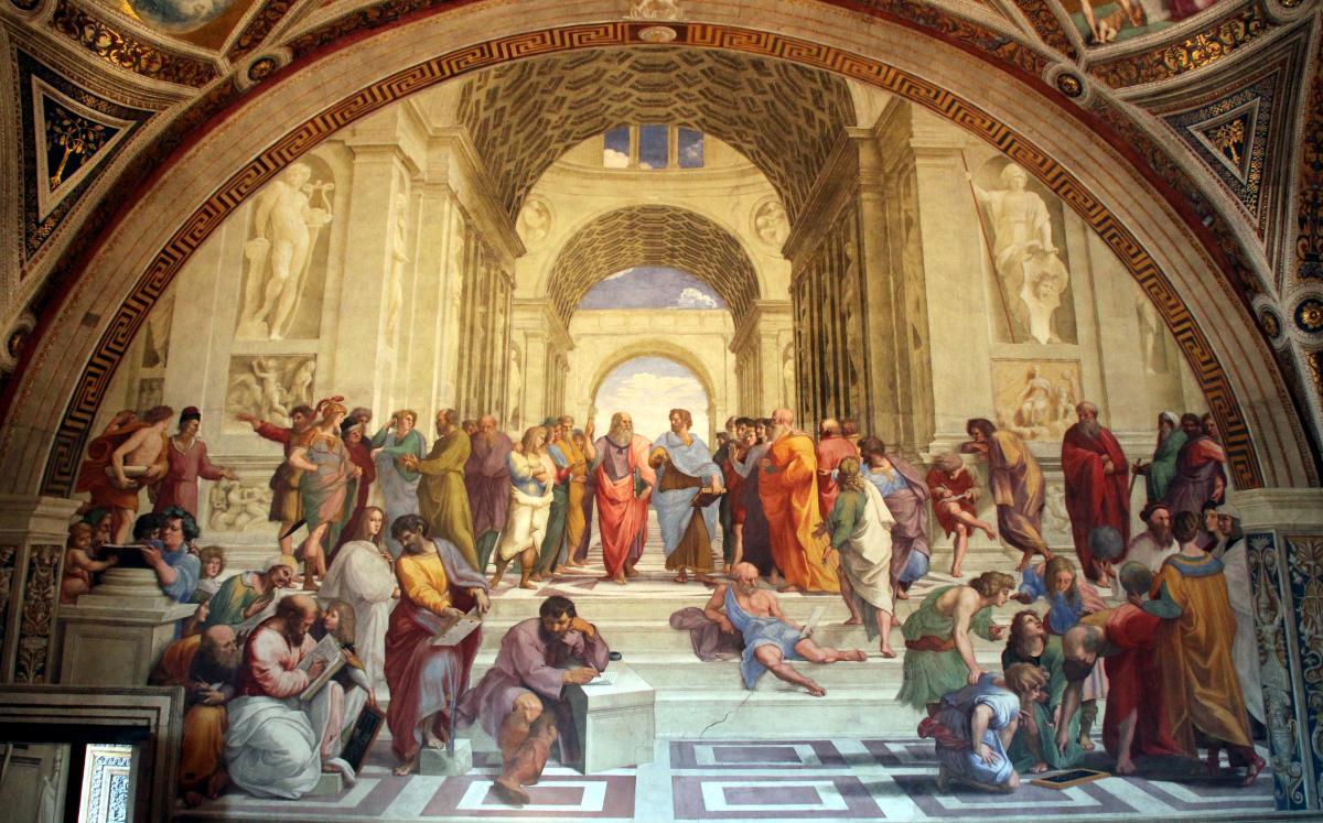 Ateenan koulu
